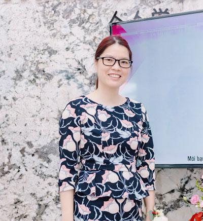 Cô Nguyễn Thị Thanh Huệ