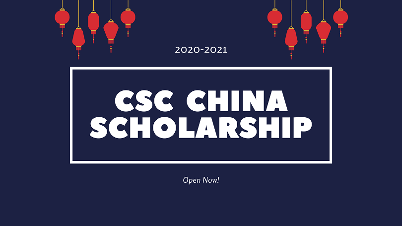 Hình ảnh Học bổng chính phủ Trung Quốc (CSC) và thông tin cần biết