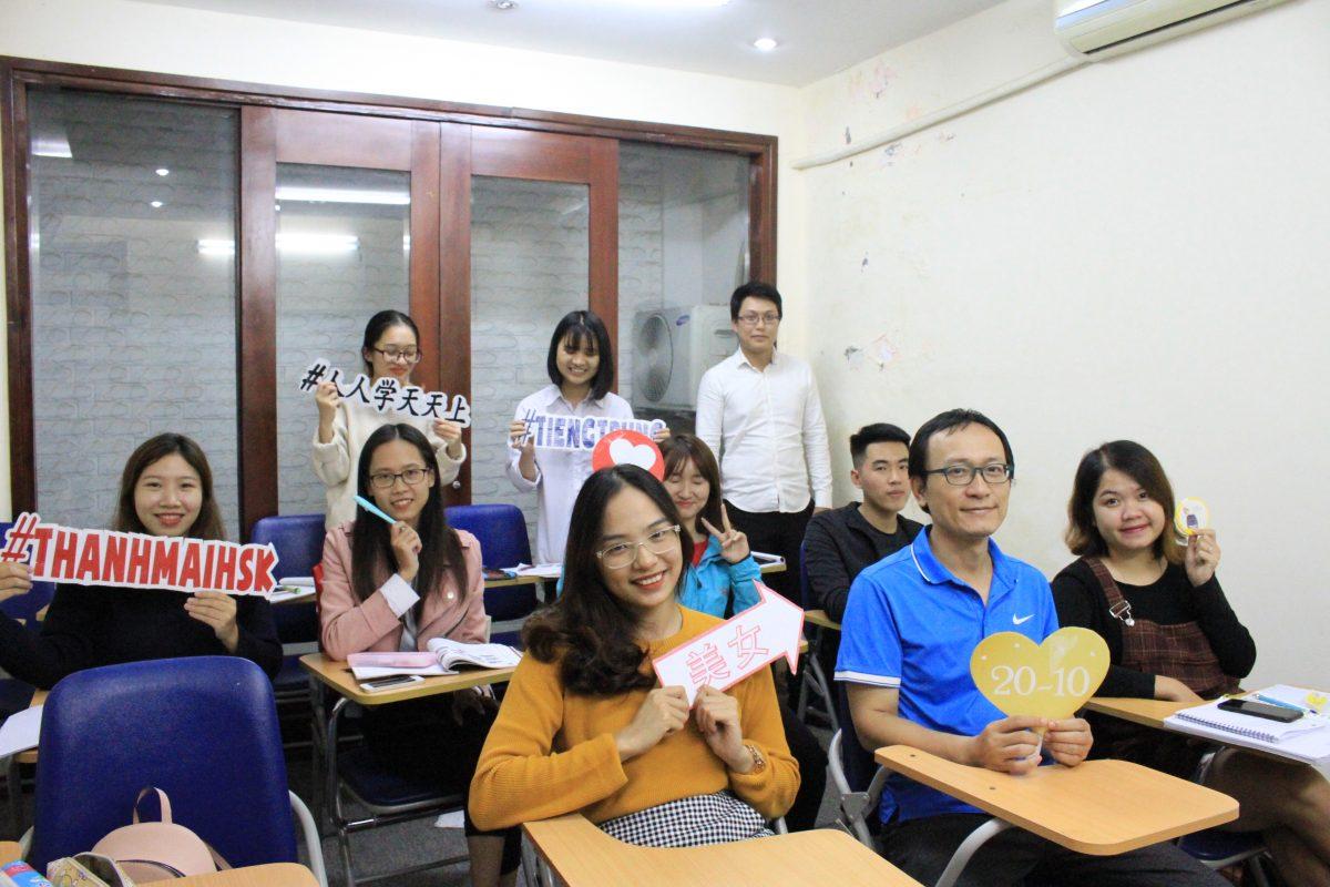 Hình ảnh Học tiếng Trung Nhúng ở đâu tốt nhất 1