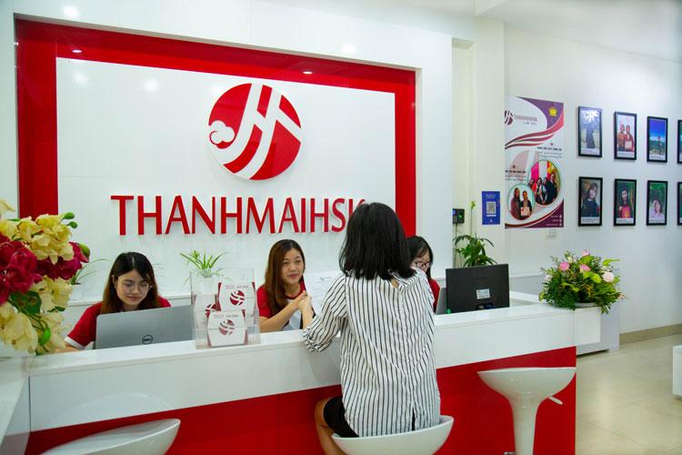 Trung tâm tiếng trung Thanhmaihsk cơ sở Hà Đông