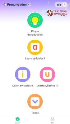 Luyện phát âm tiếng Trung với phần mềm Hello Chinese