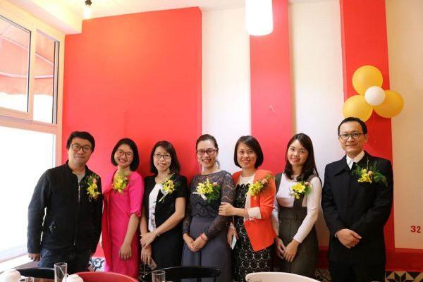 Hình ảnh đội ngũ thầy cô tại THANHMAIHSK Đống Đa