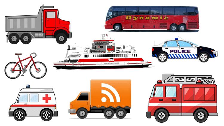 Từ vựng tiếng Trung chủ đề phương tiện giao thông