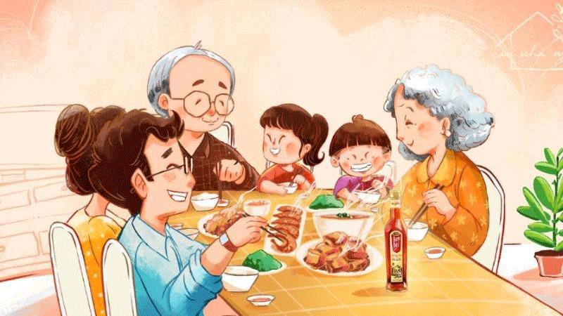 Từ vựng tiếng Trung xưng hô trong Gia đình