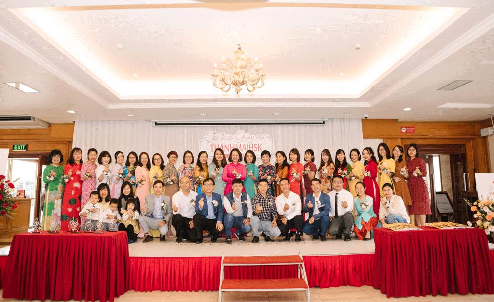 Đội ngũ giảng viên THANHMAIHSK