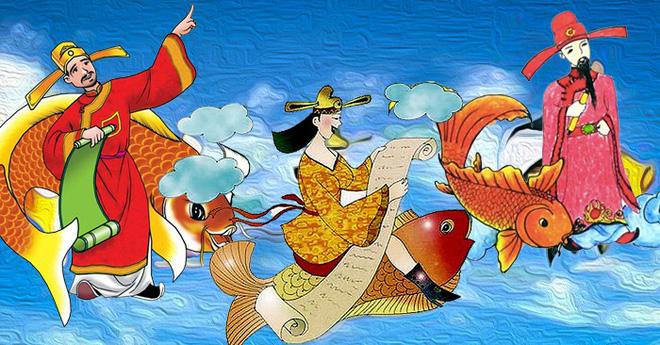 Ông Công, Ông Táo trong tết cổ truyền Việt Nam