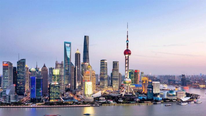 Thượng Hải điểm đến lý tưởng ở Trung Quốc