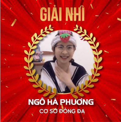 Học viên Ngô Hà Phương