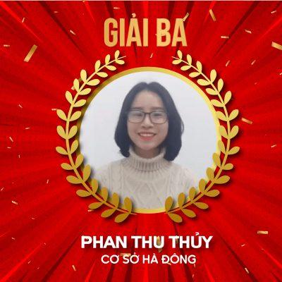 Học viên Phan Thu Thủy