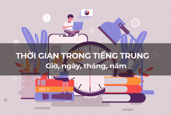Thời gian trong tiếng Trung