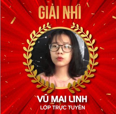 Học viên Vũ Mai Linh