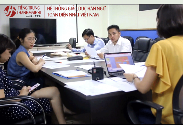 Khóa tiếng trung doanh nghiệp Việt Nam Airlines
