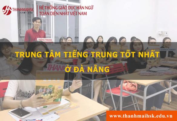 Trung tâm học tiếng Trung ở Đà Nẵng
